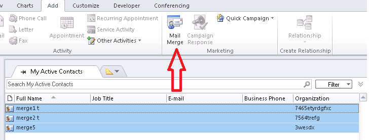 troubleshooting with crm mail merge part 1 microsoft dynamics crm