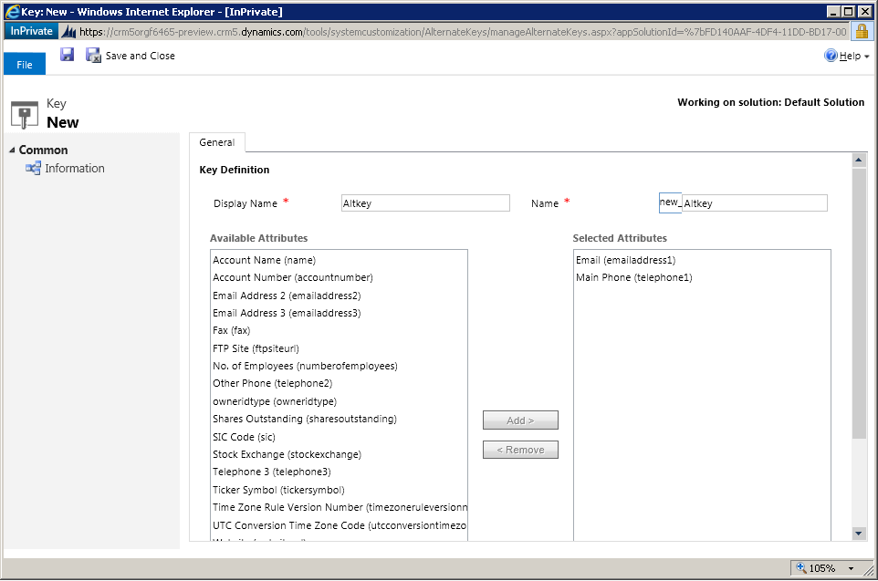 More Ways To Search A Record In Dynamics Crm 2015 Update 1