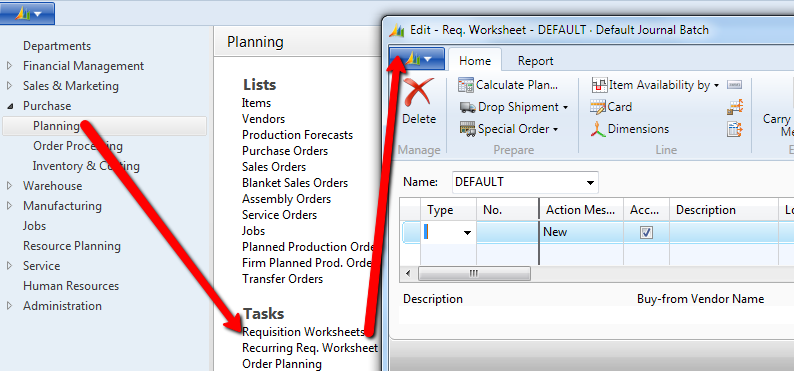 Inventory Planning – part 8 (Purchase Planning in Microsoft Dynamics ...
