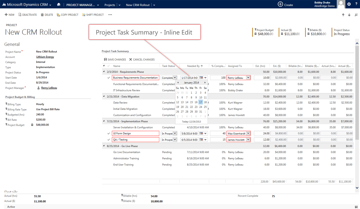 project management for dynamics crm 2013 microsoft dynamics crm project management for dynamics crm 2013