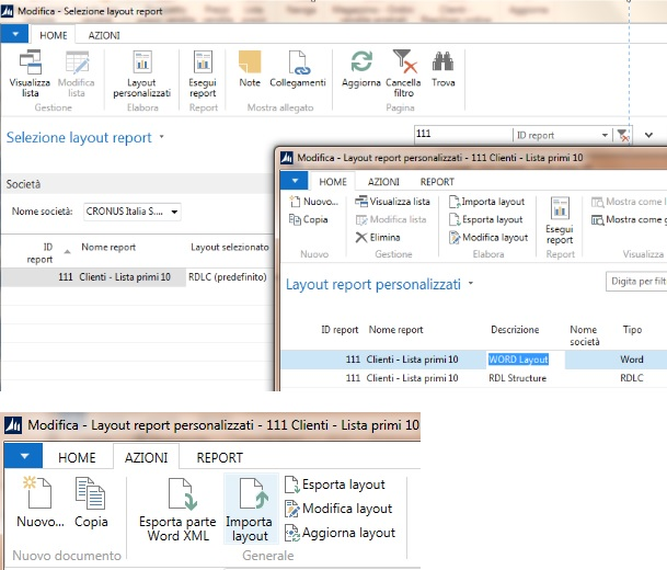 NAV 2015 Word Layout Reporting Tips Microsoft Dynamics NAV Community – Word Layouts