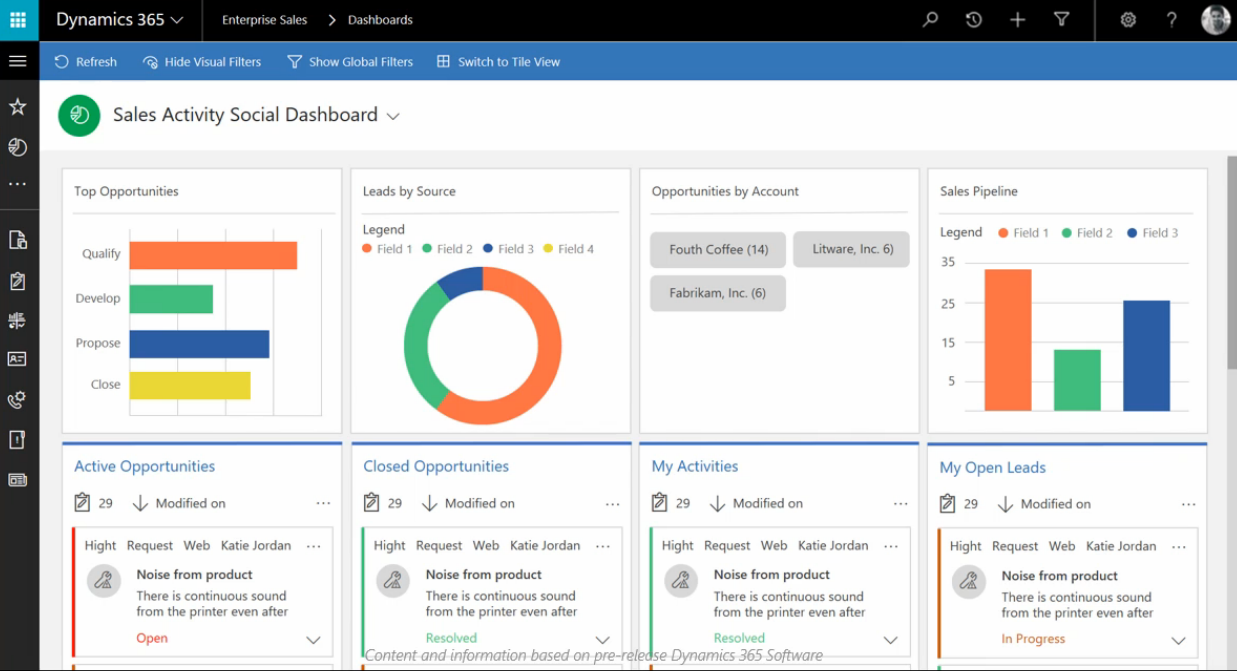 What's new in Dynamics 9 0 - Microsoft Dynamics CRM Community