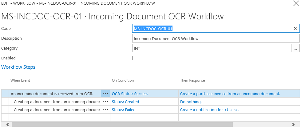 Capture Invoices With Dynamics For Financials Dynamics - How to create an invoice on word buy online pickup in store
