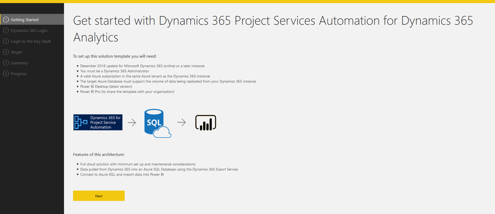 Dynamics 365 Project Service Automation Analytics: Extending