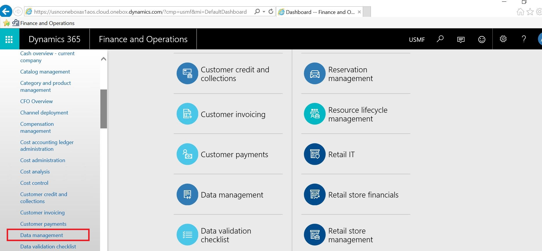 Process Of Getting Default Data Templates In Dynamics Finance - Financial roadmap template