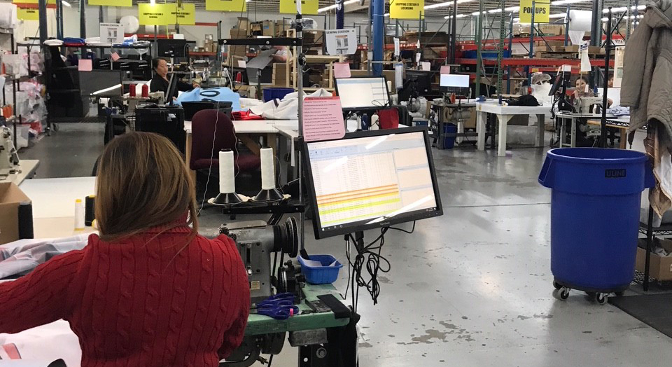 Manufacturer Sign Zone Boosts Shop Floor Productivity Using