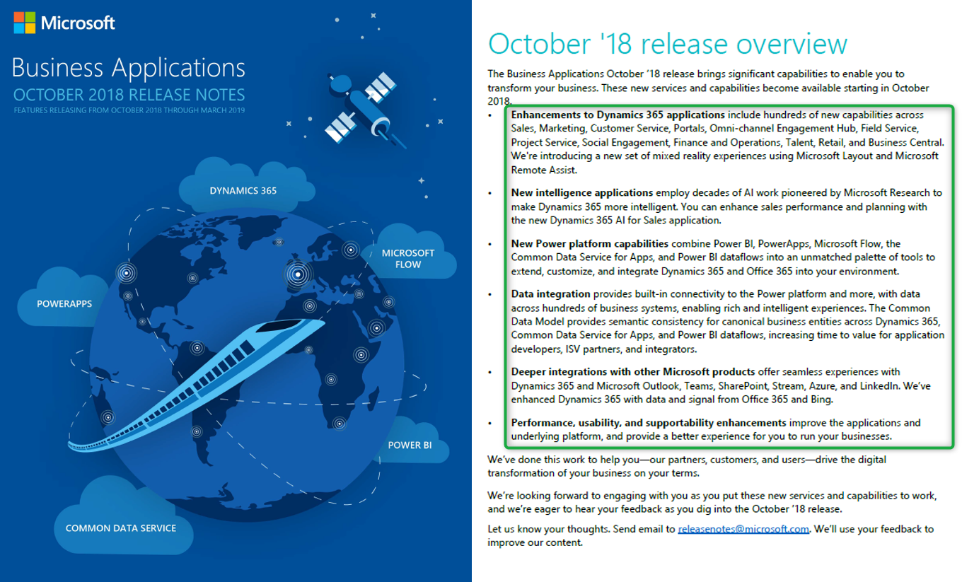7 Advantages of Microsoft Business Applications (Oct  18