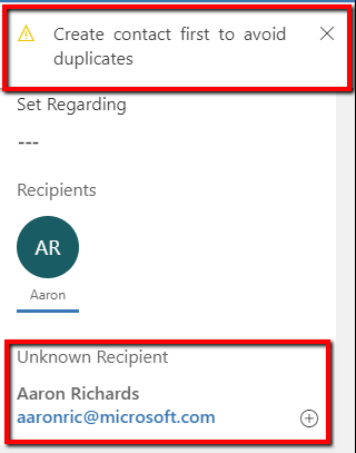 Dynamics 365 App for Outlook Part 4-Working with Emails - Microsoft