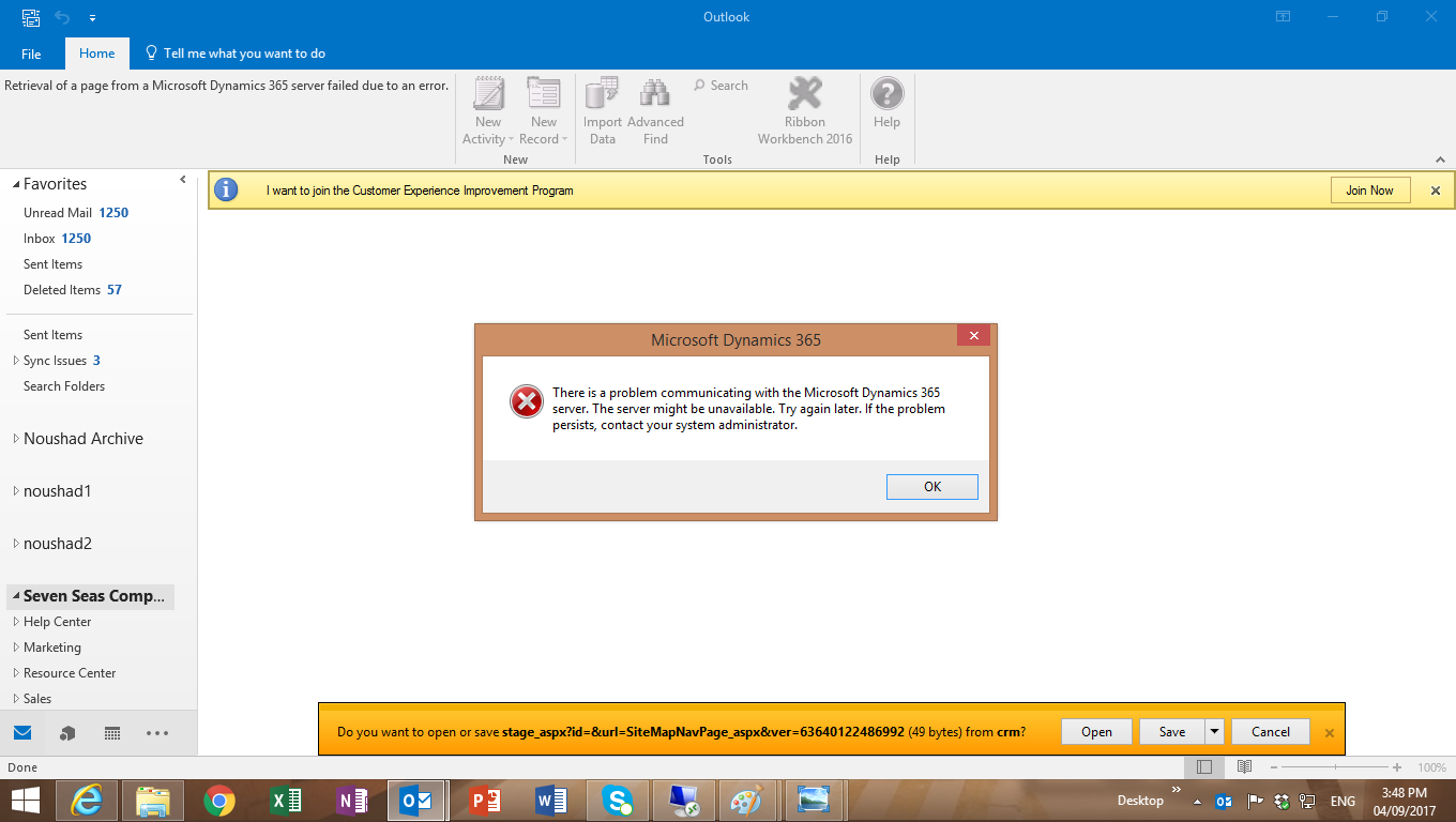 how to open microsoft outlook