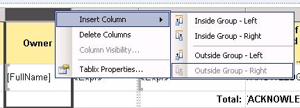 SSRS report - Sum up multiple rows by grouping - Microsoft