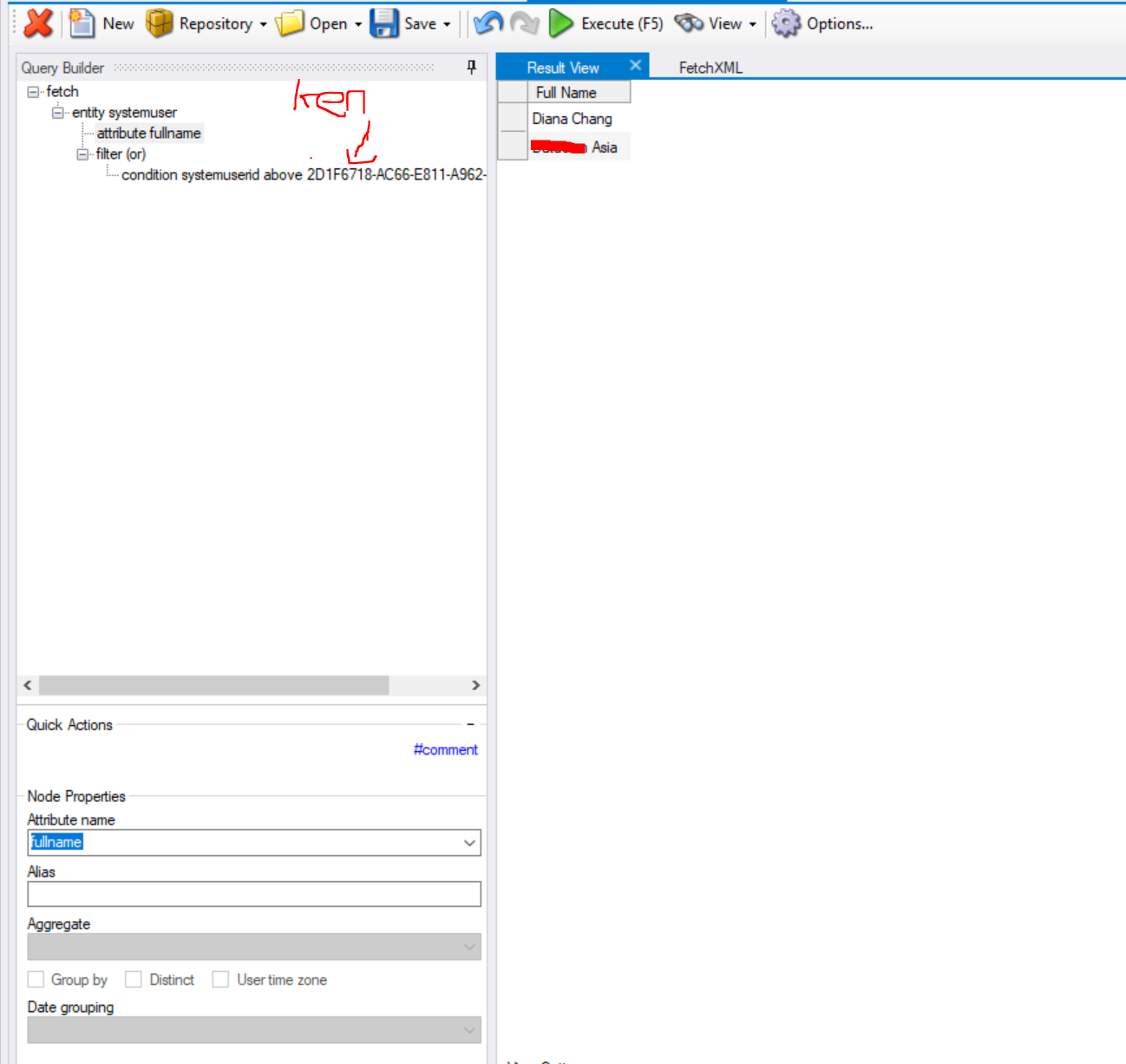 Fetching xml for ssrs report ms crm - Microsoft Dynamics CRM
