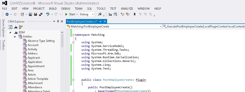 Linq query and early bound - Microsoft Dynamics CRM Forum Community