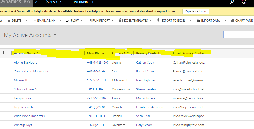 coloring text in cell of subgrid - Microsoft Dynamics CRM Forum
