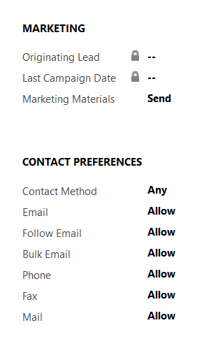 Unsubscribe-link in email from marketing lists does not work