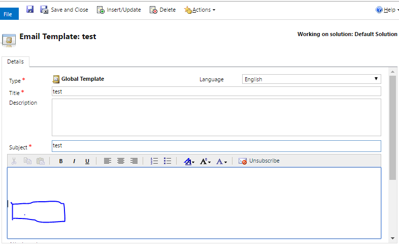 Dynamically Insert Username And Position Into An Email Signature