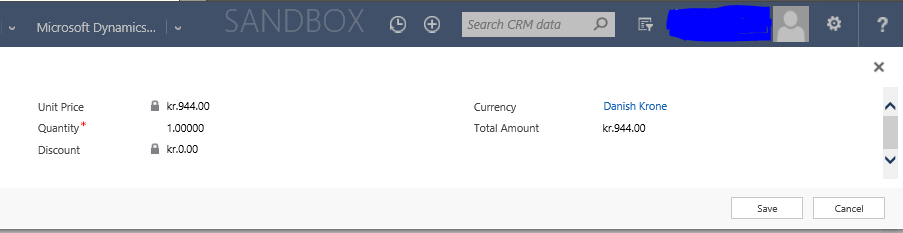 Changing Currency Lookup Through Code Is Not Changing The Currency