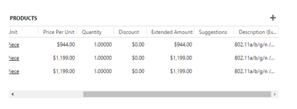 Show Product Description In The Quote Microsoft Dynamics Crm Forum