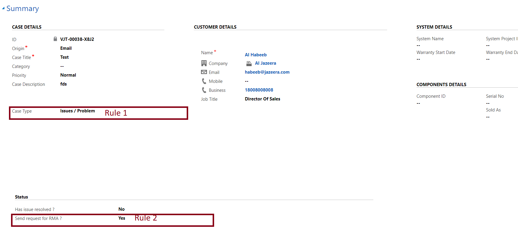 Change tab and fields based on Business Process Flow