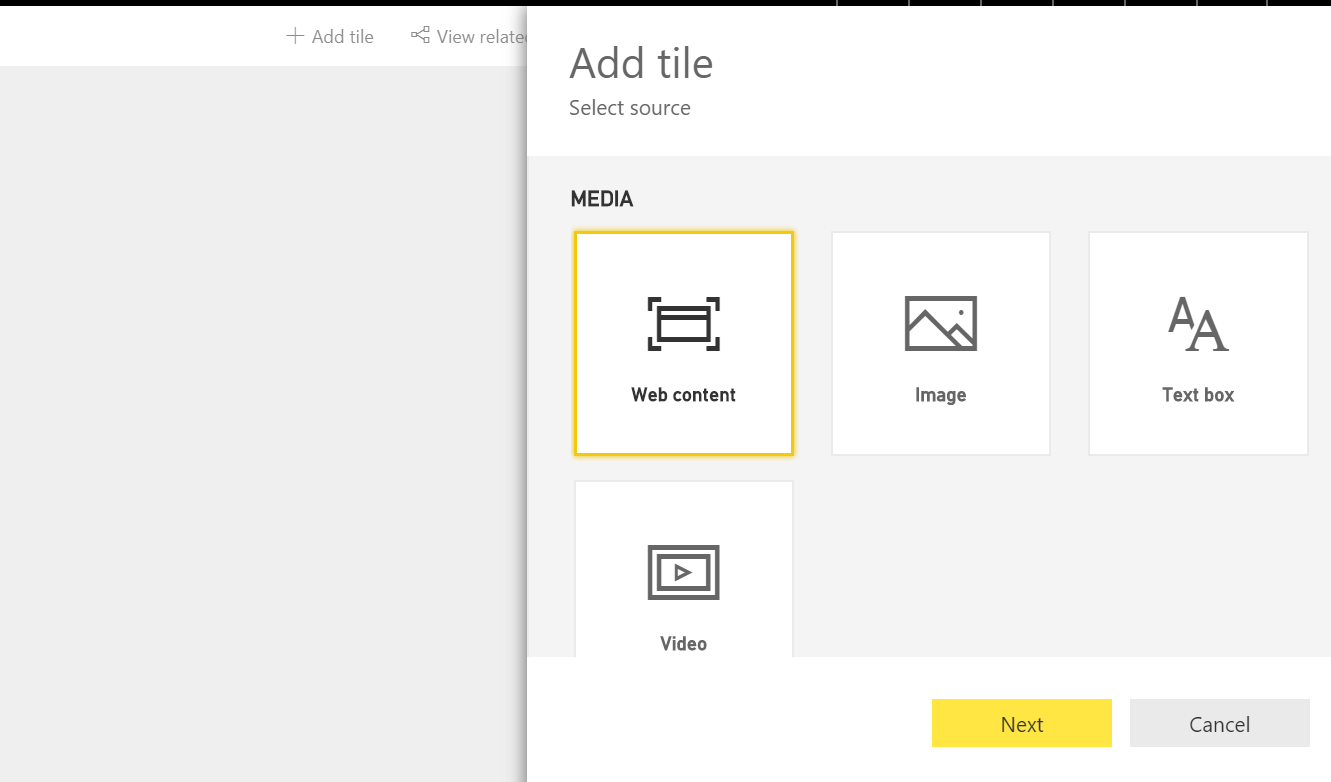Hiding header and footer from Power BI Dashboard on D365