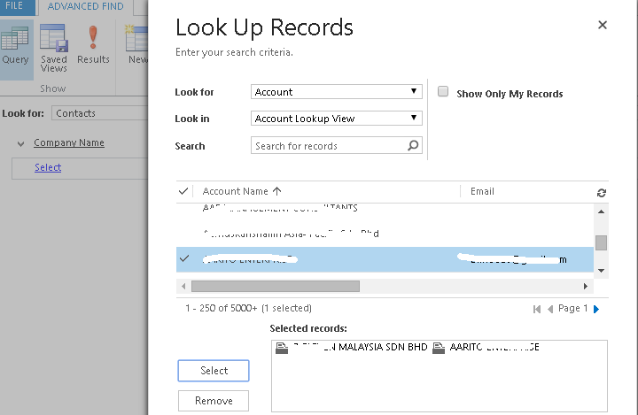how to download contact from microsoft account