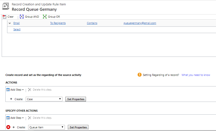 How to automatically create and send cases to Queues based