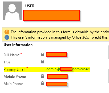 how to add new from field on office 365 mail