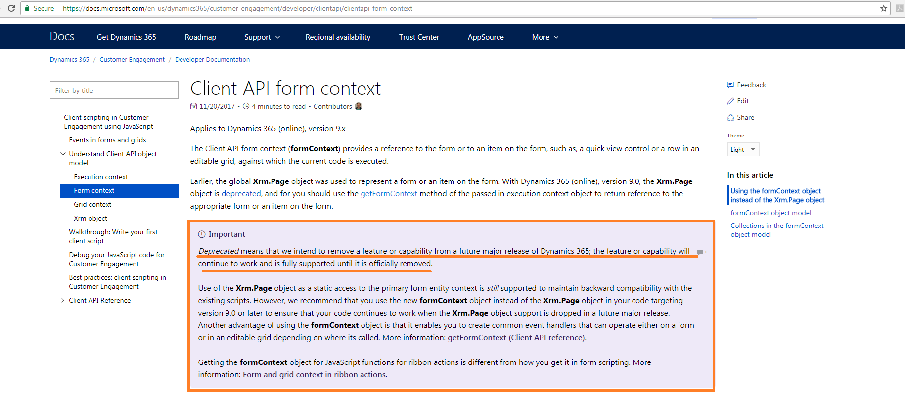 Access Form data in HTML Webresources - Microsoft Dynamics CRM Forum