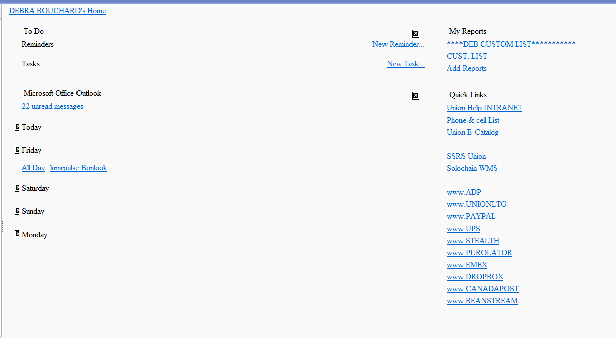 Home Page not displaying images - Microsoft Dynamics GP Forum