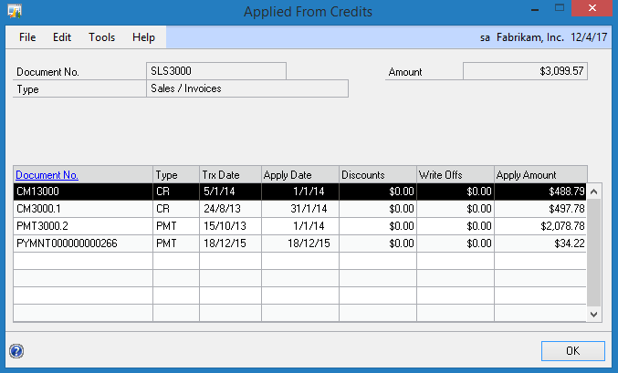 how to generate a list linking invoice numbers with payments, Invoice templates