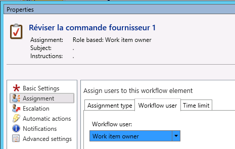 workflow assignment user quot work item owner quot microsoft