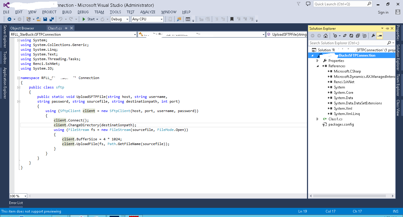 run batch file as administrator c#