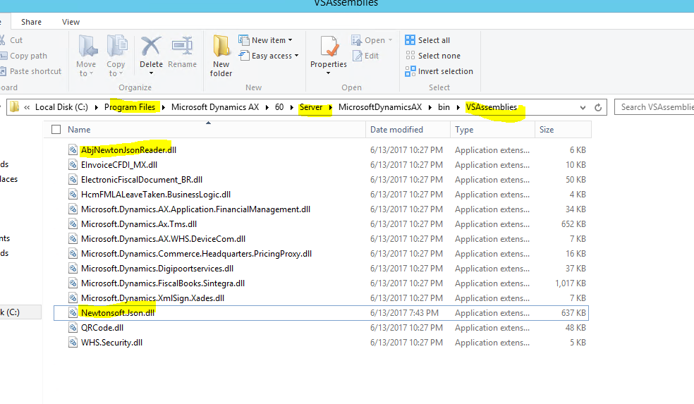 Could not load file or assembly Newtonsoft Json or one of