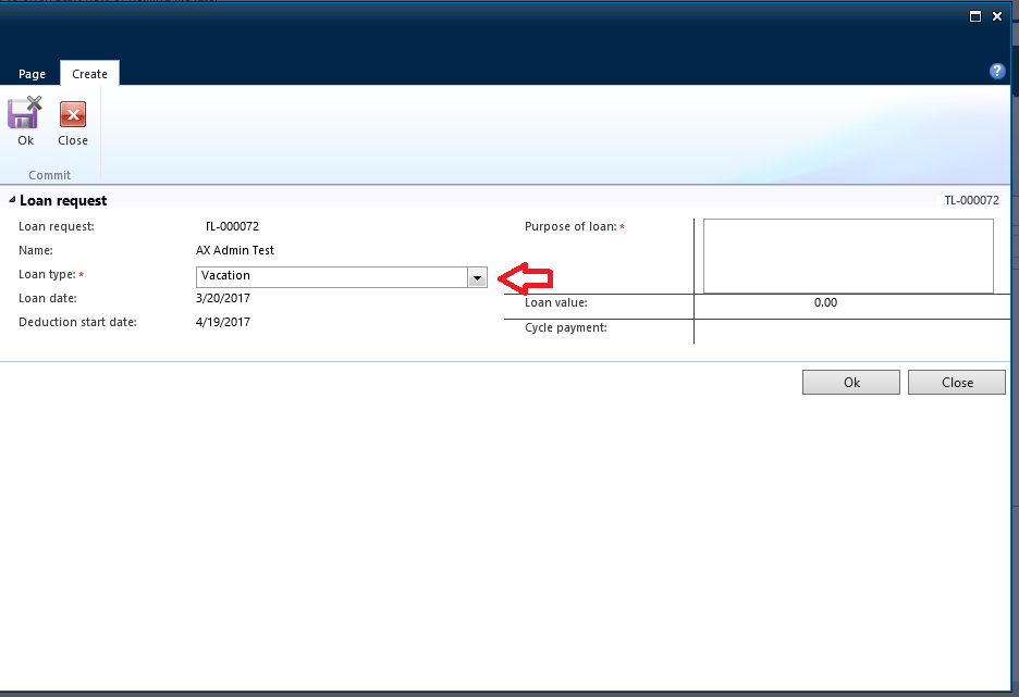 Need to filter values of a combobox of EP Page - Microsoft