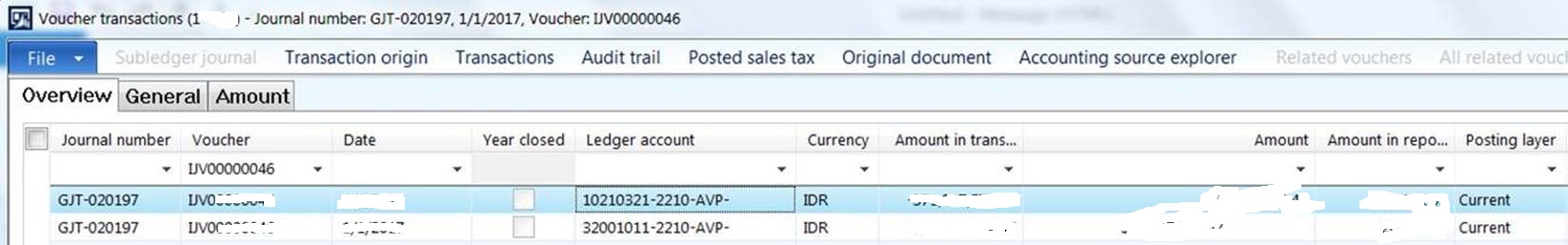 Get Invoice Reference Number Microsoft Dynamics AX Forum Community - Invoice reference