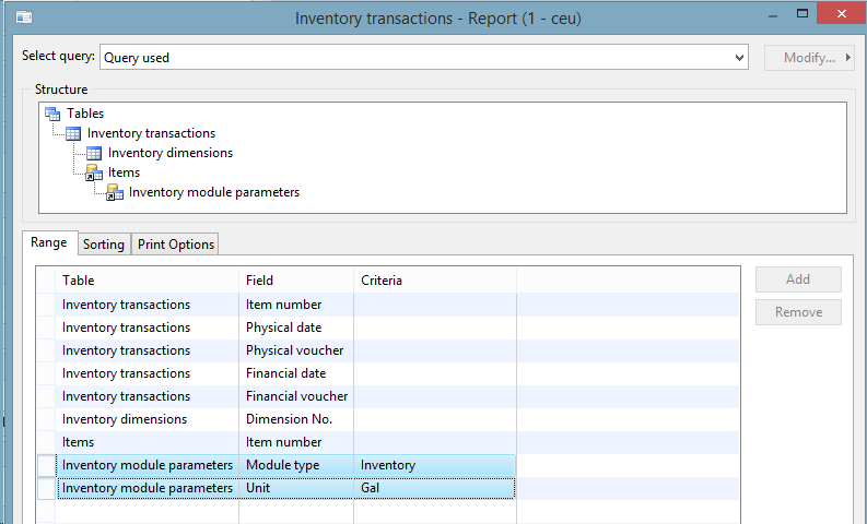 how to measure change in unplanned inventory