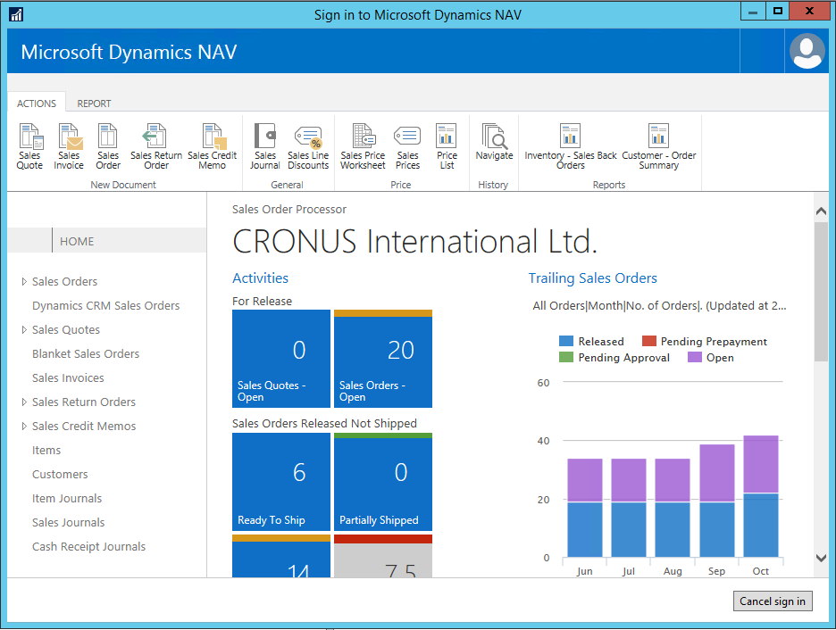 Nav 2016 Rtc Client Become Running Web Client Microsoft