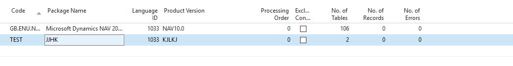 Importing of Sales Order Excel to NAV Issue - Microsoft
