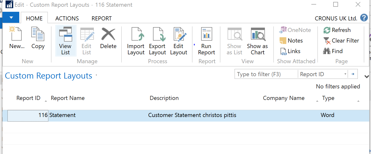 Word layout for Microsoft Dynamics NAV 2016 and office 365 – Word Layouts