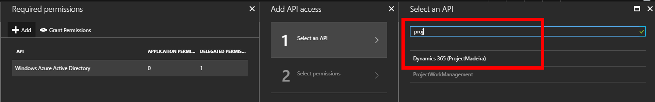 Has anybody used any of the Dynamics 365 integration endpoints
