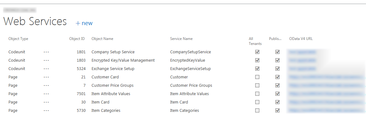 Create product with Web API - Dynamics 365 Business Central