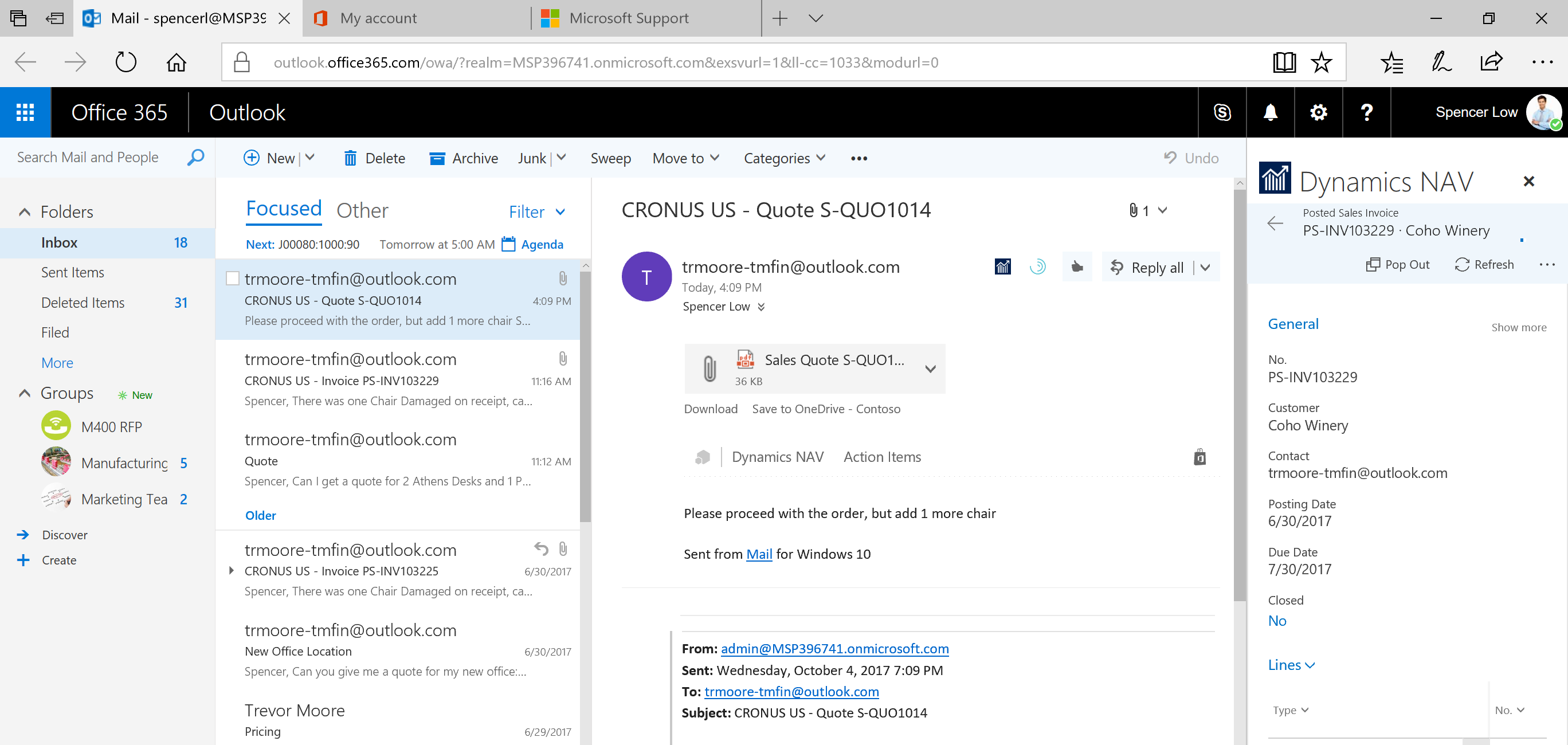 how to add bcc in outlook 365