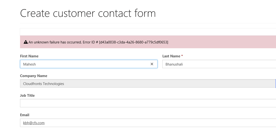 How to enable Duplicate Detection in Microsoft Dynamics 365 Portals