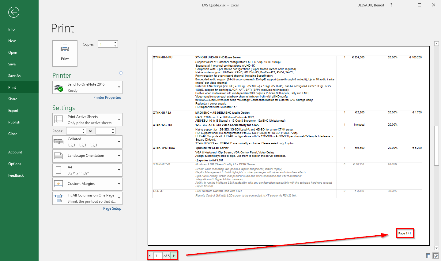 D365 SSRS Report - Paging issue with Excel output - Dynamics 365 for