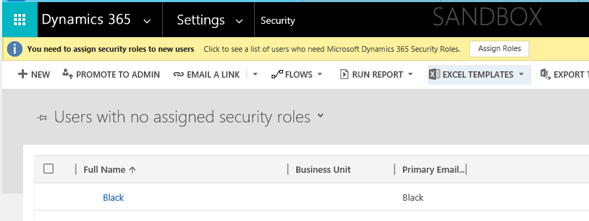 New users mysteriously created in Dynamics 365 - Dynamics