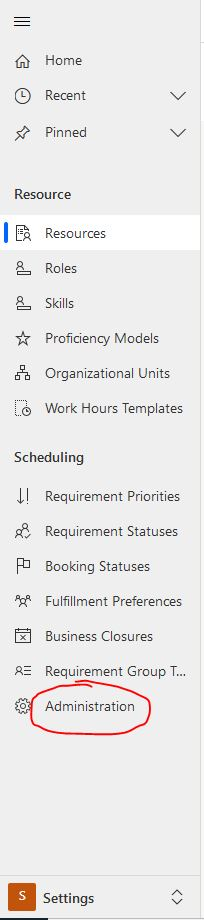 Missing Book button in Unified Client Interface - Dynamics