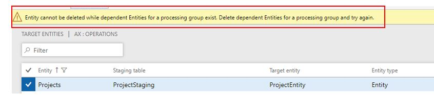create Extension for existing data entity v/s Create new