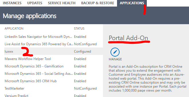 Change in host page URL  - Dynamics 365 for Marketing Forum