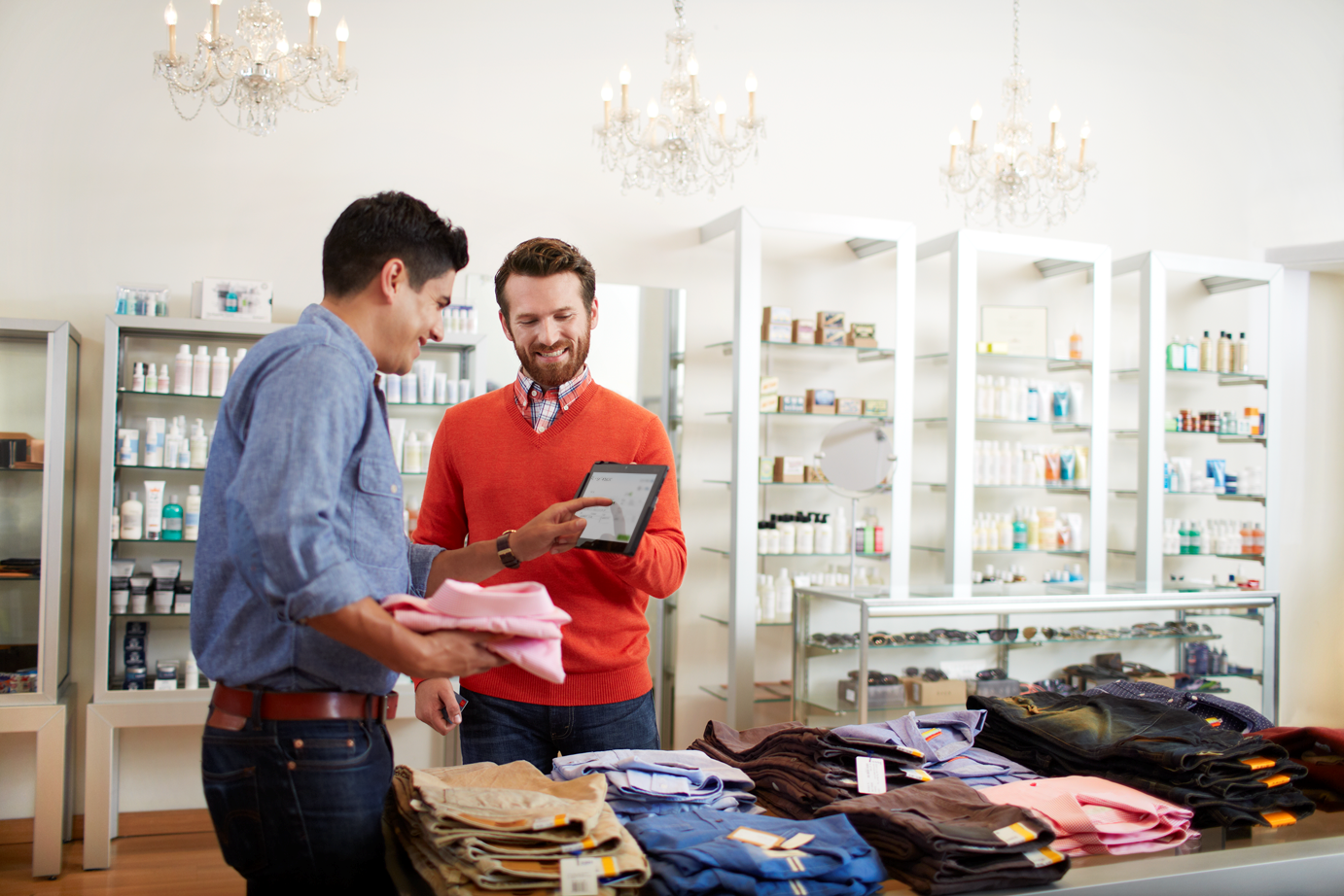 Mobile Technology And The Modernization Of In Store Sales