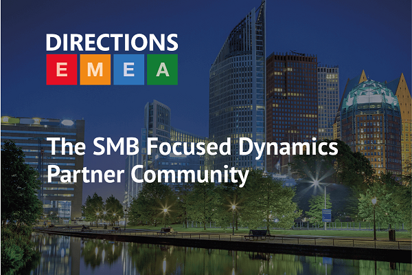 Directions EMEA 2018 - The Netherlands | October 29-31
