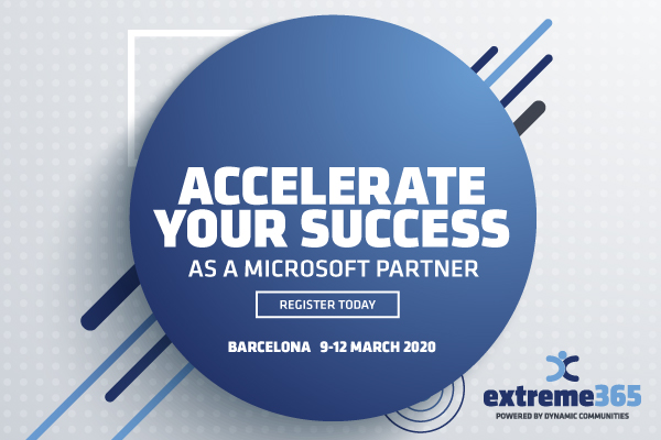 extreme365 Europe | March 9-12, 2020